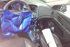 Teilfolierung Innenraum Chevrolet Cruze