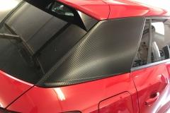 Audi Q2 Carbon Covers