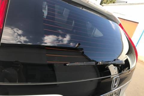 Honda CR-V - Suntek Panthera 295 C - 5% Lichtdurchlässigkeit