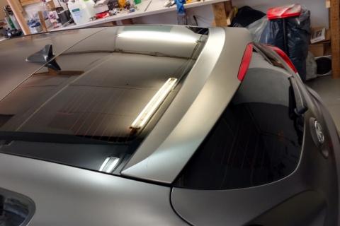 Hyundai Veloster - Suntek Panthera 295 C - 5% Lichtdurchlässigkeit