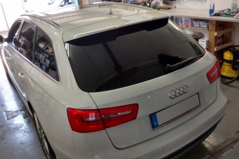 Audi A6 4G - Suntek 5D - 5% Lichtdurchlässigkeit