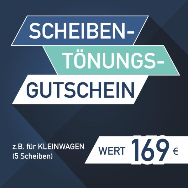Scheibentönung Pirna Gutschein 169€