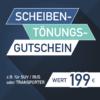 Scheibentönung Pirna Gutschein 199€